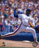 "Dwight ""Doc"" Gooden New York Mets Autographed Photo (Hand Signed Collectable) Photo"