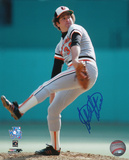 Steve Stone Baltimore Orioles Autographed Photo (Hand Signed Collectable) Photo
