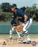 Tom Paciorek Chicago White Sox with 83 AL West Champs  Autographed Photo (Hand Signed Collectable) Photo
