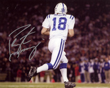 Peyton Manning Indianapolis Colts Autographed Photo (Hand Signed Collectable) Photo