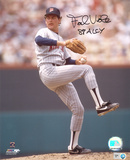 Frank Viola Minnesota Twins with 1988 AL Cy Inscription Autographed Photo (Hand Signed Collectable) Photo