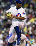 Francis Beltran Chicago Cubs Autographed Photo (Hand Signed Collectable) Photo