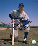 Frank Howard Los Angeles Dodgers with 1960 NL ROY Inscription Photo