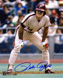 Pete Rose Philadelphia Phillies Autographed Photo (Hand Signed Collectable) Photo