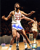 Kareem Abdul-Jabbar Milwaukee Bucks Autographed Photo (Hand Signed Collectable) Photo