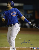 Aramis Ramirez Chicago Cubs 2003 NLCS Grand Slam Autographed Photo (Hand Signed Collectable) Photo