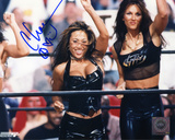 Nitro Girl Chae WCW Autographed Photo (Hand Signed Collectable) Photo