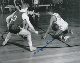 Marques Haynes Harlem Globetrotters Autographed Photo (Hand Signed Collectable) Photo