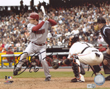 Stephen Drew Arizona Diamondbacks Autographed Photo (Hand Signed Collectable) Photo