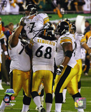 Ben Roethlisberger Pittsburg Steelers SB XLIII Autographed Photo (Hand Signed Collectable) Photo