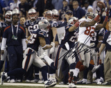 Mario Manningham New York Giants Super Bowl XLVI Photo