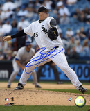 Bobby Jenks Chicago White Sox Autographed Photo (Hand Signed Collectable) Photo