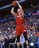 Mike Miller Miami Heat Autographed Photo (Hand Signed Collectable) Photo