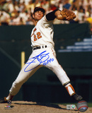 Jim Palmer Baltimore Orioles with HOF 90 Inscription Autographed Photo (Hand Signed Collectable) Photo