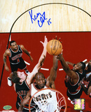 Keon Clark Denver Nuggets Autographed Photo (Hand Signed Collectable) Photo