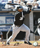 Pablo Ozuna Chicago White Sox Autographed Photo (Hand Signed Collectable) Photo