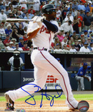 Jason Heyward Autographed Photo (Hand Signed Collectable) Photo