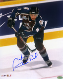 Martin Skoula Colorado Avalanche Autographed Photo (Hand Signed Collectable) Photo