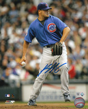 Kevin Gregg Chicago Cubs Autographed Photo (Hand Signed Collectable) Photo