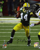 James Starks Green Bay Packers Super Bowl XLV Autographed Photo (Hand Signed Collectable) Photo
