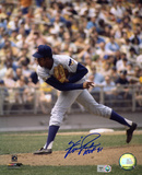 Fergie Jenkins Chicago Cubs with &quot;HOF 91&quot; Inscription Photo