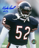 Mickey Pruitt Chicago Bears Autographed Photo (Hand Signed Collectable) Photo