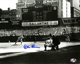 Don Larsen New York Yankees World Series First Pitch Autographed Photo (Hand Signed Collectable) Photo