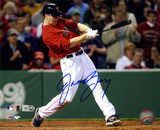 Jason Bay Boston Red Sox Autographed Photo (Hand Signed Collectable) Photo
