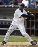 Carl Everett Chicago White Sox 2005 World Series Autographed Photo (Hand Signed Collectable) Photo