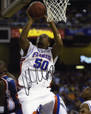 Udonis Haslem Florida Gators Autographed Photo (Hand Signed Collectable) Photo