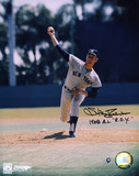 Stan Bahnsen New York Yankees with 1968 AL ROY  Autographed Photo (Hand Signed Collectable) Photo