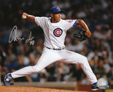 Carlos Marmol Chicago Cubs Autographed Photo (Hand Signed Collectable) Photo