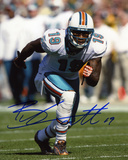 Brandon Marshall Miami Dolphins Autographed Photo (Hand Signed Collectable) Photo