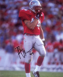 Brian Urlacher New Mexico Lobos Autographed Photo (Hand Signed Collectable) Photo
