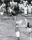 Dick Butkus Chicago Bears - Leaping Autographed Photo (Hand Signed Collectable) Photo