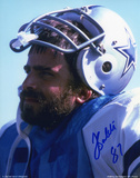Jay Saldi Dallas Cowboys - Headshot Autographed Photo (Hand Signed Collectable) Photo