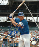 "Jody Davis Chicago Cubs w/Inscription ""84 NL East Champs"" Photo"