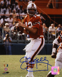 Jim Kelly Miami Hurricanes Autographed Photo (Hand Signed Collectable) Photo