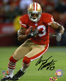 Arnaz Battle San Francisco 49ers Autographed Photo (Hand Signed Collectable) Photo