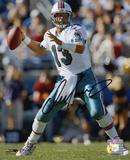 Dan Marino Miami Dolphins - Throwing Photo
