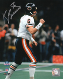 Kevin Butler Chicago Bears - Kicking Autographed Photo (Hand Signed Collectable) Photo