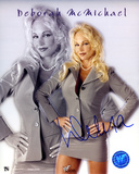 Debra McMichael WWE Autographed Photo (Hand Signed Collectable) Photo