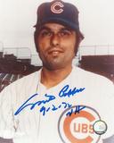Milt Pappas Chicago Cubs w/ Inscription