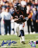 Olandis Gary Denver Broncos Autographed Photo (Hand Signed Collectable) Photo