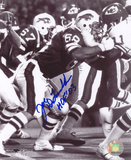 Joe Delamielleure Buffalo Bills with HOF 2003  Autographed Photo (Hand Signed Collectable) Photo