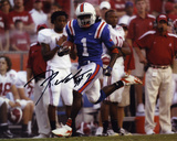 Reggie Nelson Florida Gators Interception Return Photo
