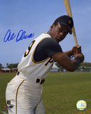 Al Oliver Pittsburg Pirates Autographed Photo (Hand Signed Collectable) Photo
