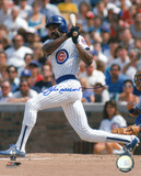 Andre Dawson Chicago Cubs Autographed Photo (Hand Signed Collectable) Photo