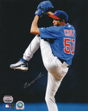 Juan Cruz Chicago Cubs Autographed Photo (Hand Signed Collectable) Photographie