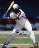 Tim Raines Chicago White Sox Autographed Photo (Hand Signed Collectable) Photo